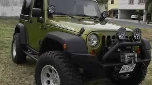 jeep wrangler rubicon 2007 youtube