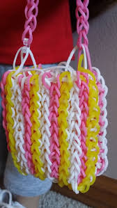 best 25 rainbow loom purse ideas on pinterest rainbow loom
