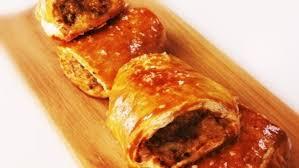 gourmet sausage gourmet sausage rolls recipes food network uk