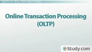 Example Of A Resume For A College Student by Transaction Processing Systems Tps Batch And Real Time Systems