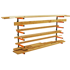 table saw accessories lowes select lowes stores portamate 6 shelf 72 x41 wood storage rack