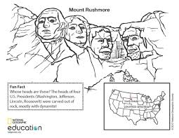 mount rushmore national geographic society