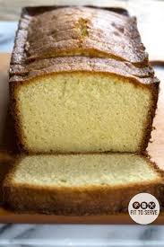 low carb lchf cheese pound cake fittoserve