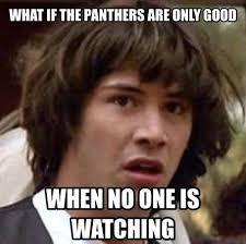 Carolina Panthers Memes - carolina panthers week in review in memes
