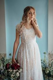 chagne lace bridesmaid dresses i like the top half of this dress but maybe change the neckline
