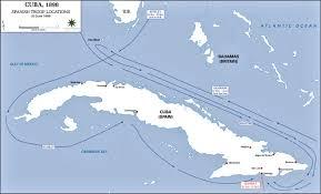 World Map Cuba by Of The Spanish American War 1898 Cuba