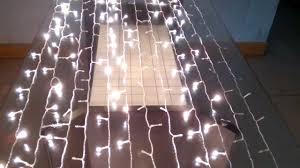 Curtain Fairy Lights by Led Fairy Christmas Light Wedding Garden Holidays Curtain Rbp