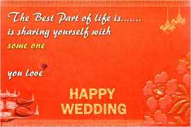 wedding wishes greetings 52 happy wedding wishes for on a card