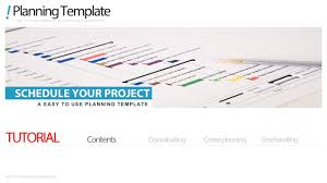 Gantt Chart Excel Free Template Gantt Chart Template Your Planning In Excel Free
