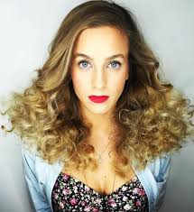same haircut straight and curly 20 cute hairstyles for naturally curly hair in 2018