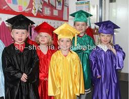 kindergarten graduation caps kindergarten graduation cap and gown high quality pretty