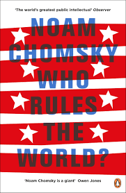 Usa Flag Rules Who Rules The World By Noam Chomsky Penguin Books Australia