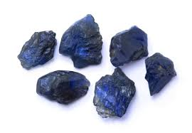 benitoite a complete list of blue gemstones with amazing pictures
