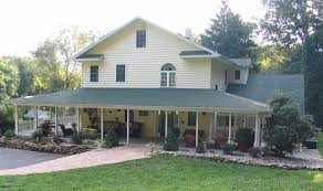 homes with wrap around porches jarrettsville award winning wrap around porch taylor made custom