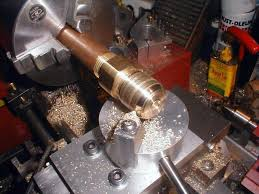 Free Wood Lathe Project Plans by Free Plans Ball Turning Tool Post For The 7x Mini Lathe