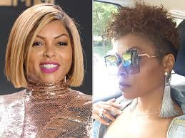 taraji p henson chopped off all her hair