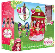 jeux de cuisine de aux fraises bandai 12330 maison de poupée aux fraises 15 cm