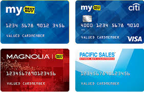 best buy credit card sign on