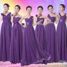 violet bridesmaid dresses purple bridesmaid dresses 2016 simple bridesmaidca