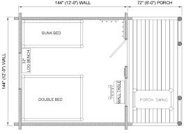 Small Log Cabin Floor Plans Download One Room Cabin Floor Plans Zijiapin