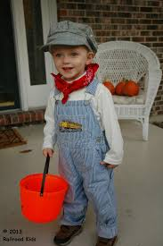 Train Halloween Costume Toddler Railroad Kids Halloween Costume Train Engineer Redux