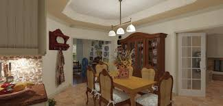 Lighting Over Dining Room Table by Interior Cozy Picture Of Dining Room Modern Design And Decoration
