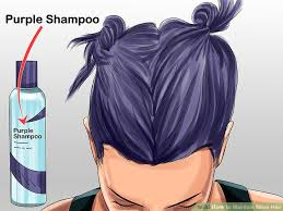 silver hair how to maintain silver hair 15 steps with pictures wikihow