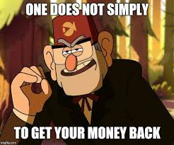 Gravity Falls Meme - one does not simply gravity falls meme generator imgflip