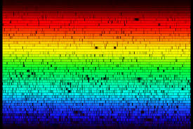 Color Spectrum National Optical Astronomy Observatory Arcturus Spectrum