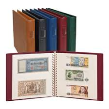 pocket photo albums ihobb lindner banknote albums
