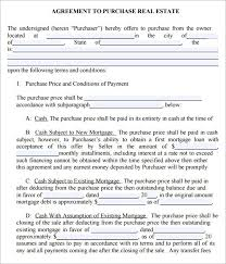 home purchase agreement template free 62 home purchase agreement