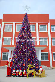 wholesale rgb decoration christmas tree outdoor colors led