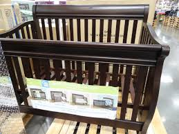 Convertible Crib Full Size Bed by Cafe Kid Devon Convertible 4 In 1 Crib