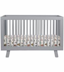 Hudson 3 In 1 Convertible Crib With Toddler Rail Babyletto Hudson 3 In 1 Convertible Crib With Toddler Bed
