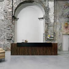 Contemporary Reception Desks by Factory Modular Reception Desks Sinetica Apres Furniture