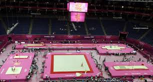 Olympics Venues London 2012 Olympics Venues Almost Ready Pictures Daily Mail