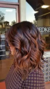 best 25 copper balayage ideas on pinterest copper balayage