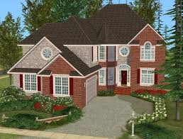 european style houses mod the sims 5 bedroom european style house