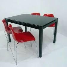 chaise cuisine noir chaise cuisine table haute de cuisine 4 chaises en