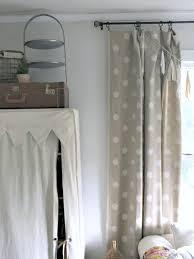 Floor Length Curtains Diy Easy Floor Length Curtains Cottage In The Oaks