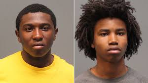2 teenagers arrested in fatal shooting of 17 year old in