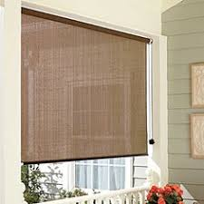 Roll Up Blinds For Windows Love These Roll Up Exterior Window Shades For The Home