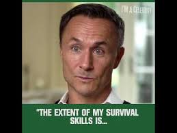 Celeb Meme - i m a celebrity get me out of here 2017 dennis wise youtube