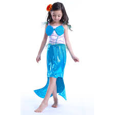 Mermaid Halloween Costume Kids Cheap Mermaid Costumes Kids Aliexpress Alibaba Group