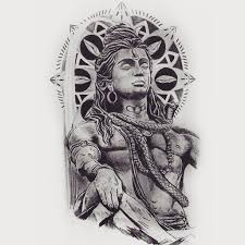lord shiva design available to commission a flickr