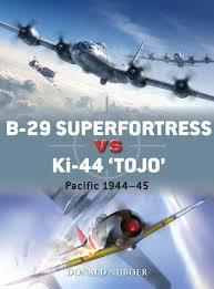 b 29 superfortress vs ki 44
