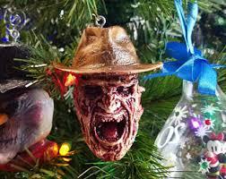 horror ornament etsy