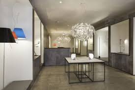 new york lighting company luceplan and modular lighting instruments showroom by amedeo g
