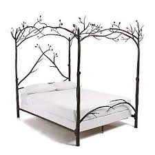 Tree Bed Frame Tree Canopy Bed White Bed