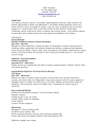 Temp Job On Resume by Gilbert Escalante Dme Resume May 2015